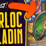 THIS DECK IS INSANE! - Murloc Paladin - Ashes of Oultand - Hearthstone