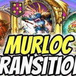 Tavern 5 Murloc Transition - Hearthstone Battlegrounds