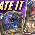 The reason why Octosari gives me Nightmares | Solem Hearthstone