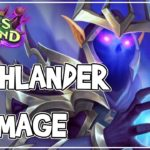 This is the BEST Highlander Mage Deck! Ashes of Outland