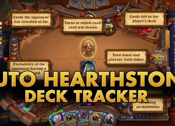 Tuto - Hearthstone deck tracker