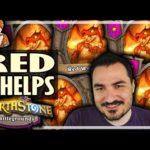 YSERA RED WHELP BUILD! - Hearthstone Battlegrounds