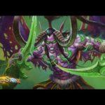 Зефрис Великий Охотник на демонов против агро Охотник на демонов(13300пыли)Demon hunte ,Hearthstone
