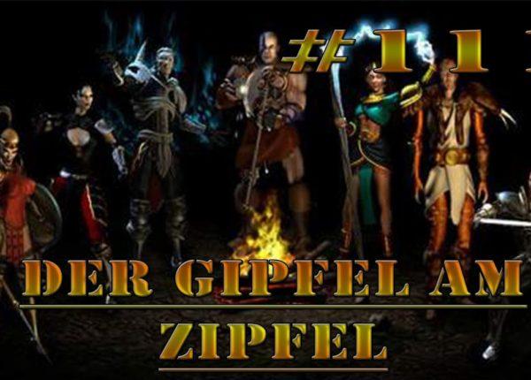Diablo 2 LoD - Zieh sie am Nippel - Lets Play Diablo 2 Lord of Destruction #111