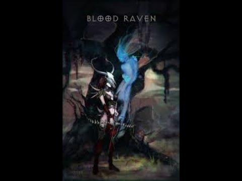 Diablo 2 -Killing Blood Raven (Quest2)