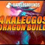4 Kalecgos Dragon Build | Dogdog Hearthstone Battlegrounds