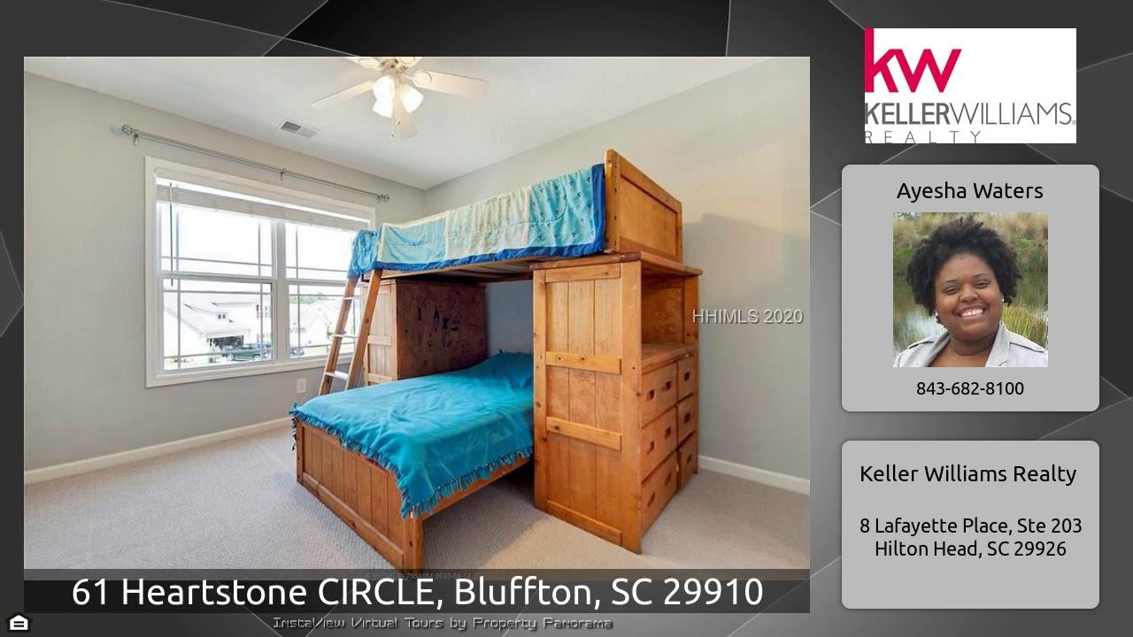 61 Heartstone CIRCLE, Bluffton, SC 29910