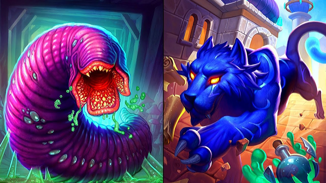 AN EPIC SEQUEL! Hearthstone Ashes of Outland All Epic Deck Challenge (2020)