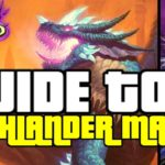 APXVOID'S HIGHLANDER MAGE DECK | GUIDE TO HIGHLANDER MAGE | ASHES OF OUTLANDS | HEARTHSTONE