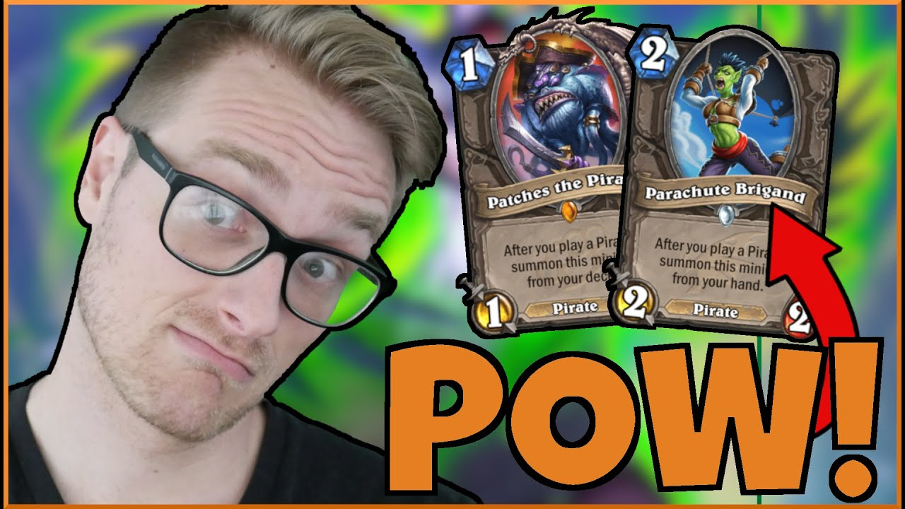BLASTING Opponents with Aggro PIRATE Druid (FAST Ranks)   Ashes of Outland   Wild Hearthstone