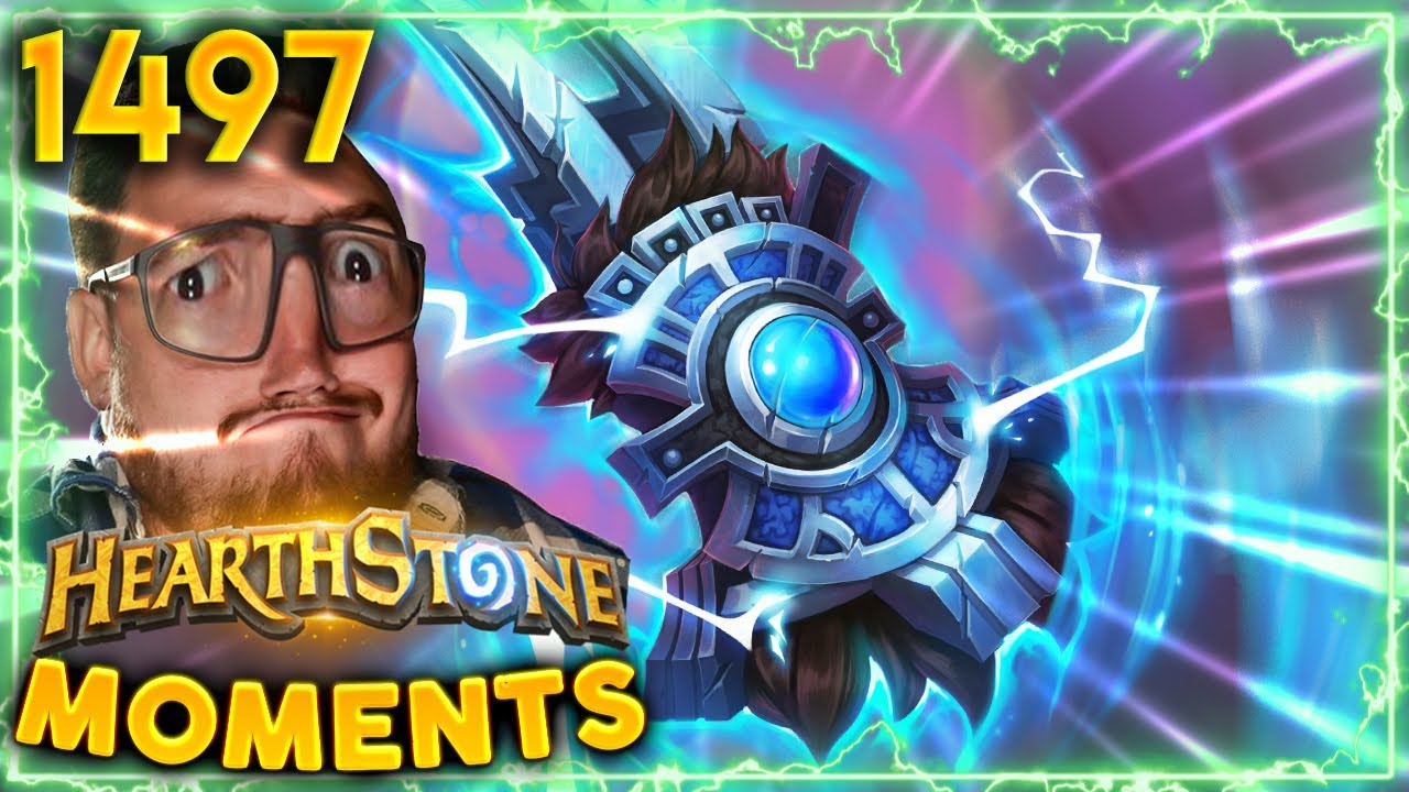 BLIZZARD Stole My WEAPON, HELLO??   Hearthstone Daily Moments Ep.1497