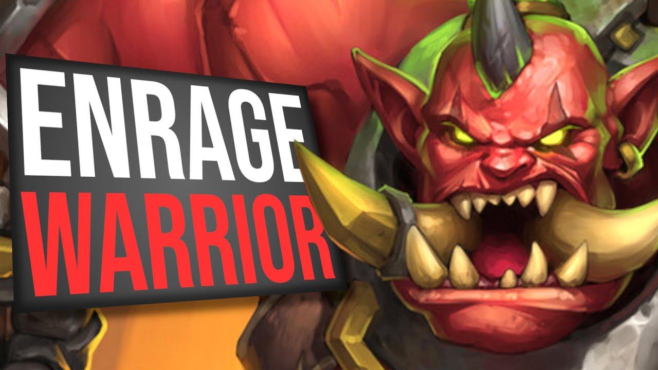 Beating Demon Hunters w/ Enrage Warrior!   Standard   Hearthstone