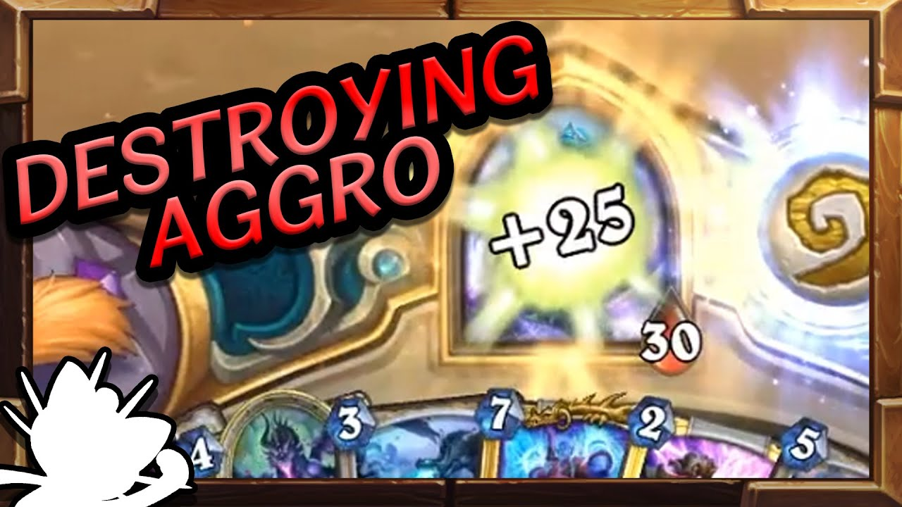 Best Deck in the Meta... Again...   Combo Dragon Reno Priest   Wild Hearthstone   Ashes of Outland