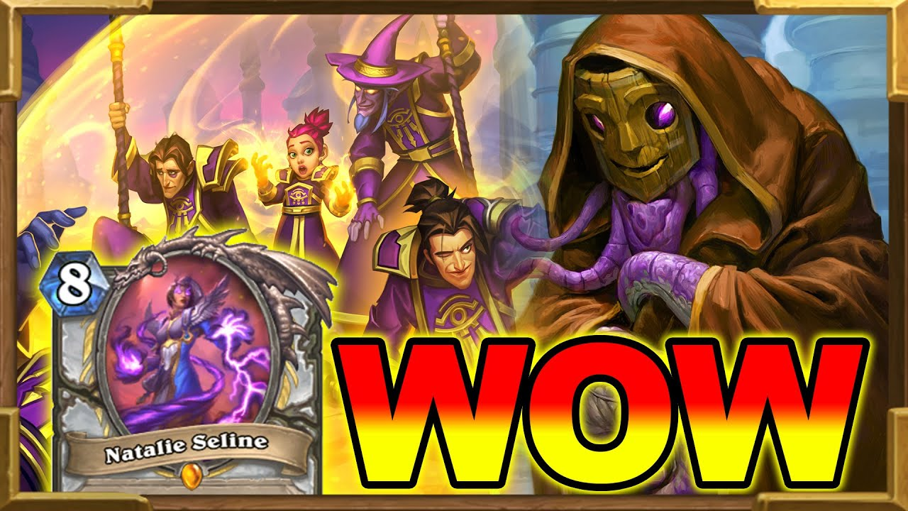 Best Priest Deck In Standard   Quest Control Resurrect Priest   Ashes of Outland   Hearthstone