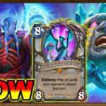 Best Priest Legendary! Murozond the Infinite | Galakrond Control Priest Is Back | Hearthstone