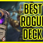Best Rogue Deck Hearthstone | Hearthstone | Stealth Rogue | Ashes of Outland