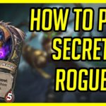 Best Rogue Deck in the Game | Hearthstone | Secret Galakrond Rogue | Ashes of Outland