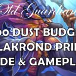 Budget Galakrond Priest deck guide and gameplay (Hearthstone Ashes of Outland)