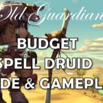 Budget Spell Druid deck guide and gameplay (Hearthstone Ashes of Outland)