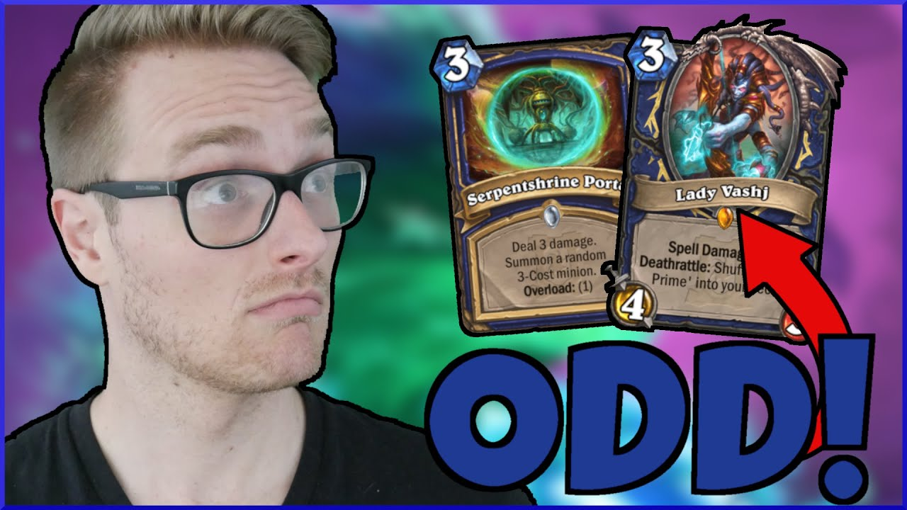 CHOOSE Your Own TOTEM! (Aggro Odd Shaman Finally VIABLE?) | Ashes of Outland | Wild Hearthstone