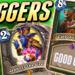 Call of the Wild in Reno Hunter works quite well | Wild Hearthstone