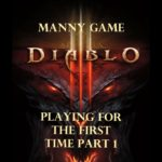 Diablo III Playing for the First time Part 1