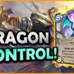 Dragon Priest con STIRPEMAGICA è OP! | Hearthstone Ita