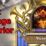 Enrage Warrior deck in Legend - Standard Hearthstone
