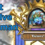 Evolve Shaman deck in Legend Guide - Standard Hearthstone