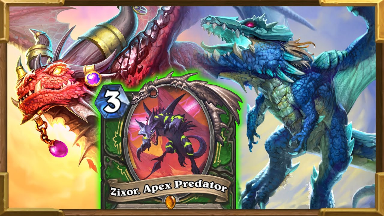 Face Dragon Highlander Hunter   Is This Deck Better? Ashes of Outland New Decks   Hearthstone