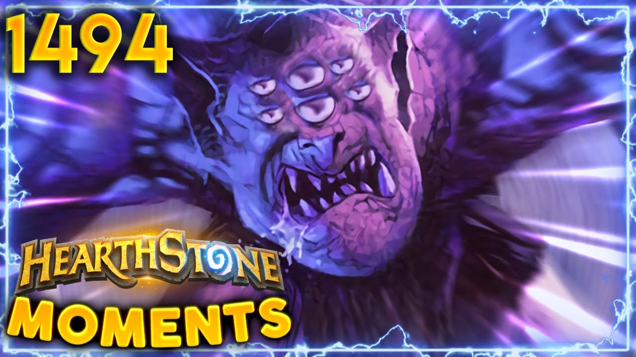 GRUUL IS Actually Cheating Against Demon Hunter | Hearthstone Daily Moments Ep.1494