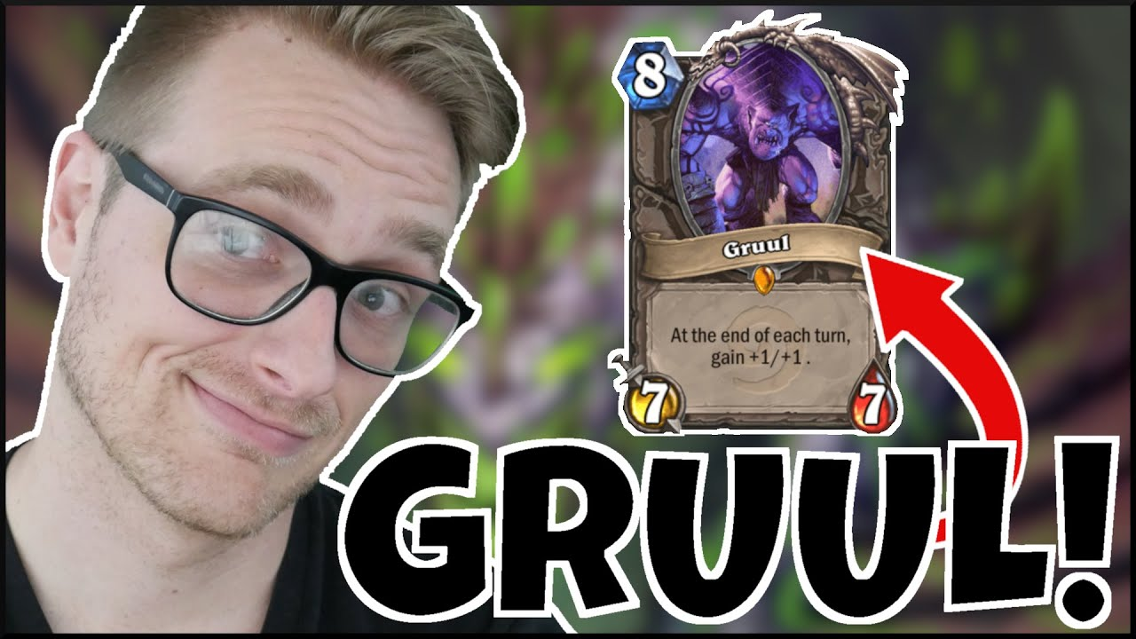 GRUUL! The GOLDEN GOD of Hearthstone (Galakrond Secret Rogue) | Ashes of Outland | Wild Hearthstone