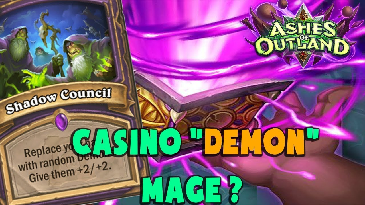 Casino Mage Deck