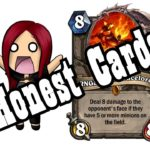 HEARTHSTONE HONEST CARDS
