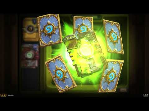 HearthStone  Ashes of Outland PACK OPENING 4K