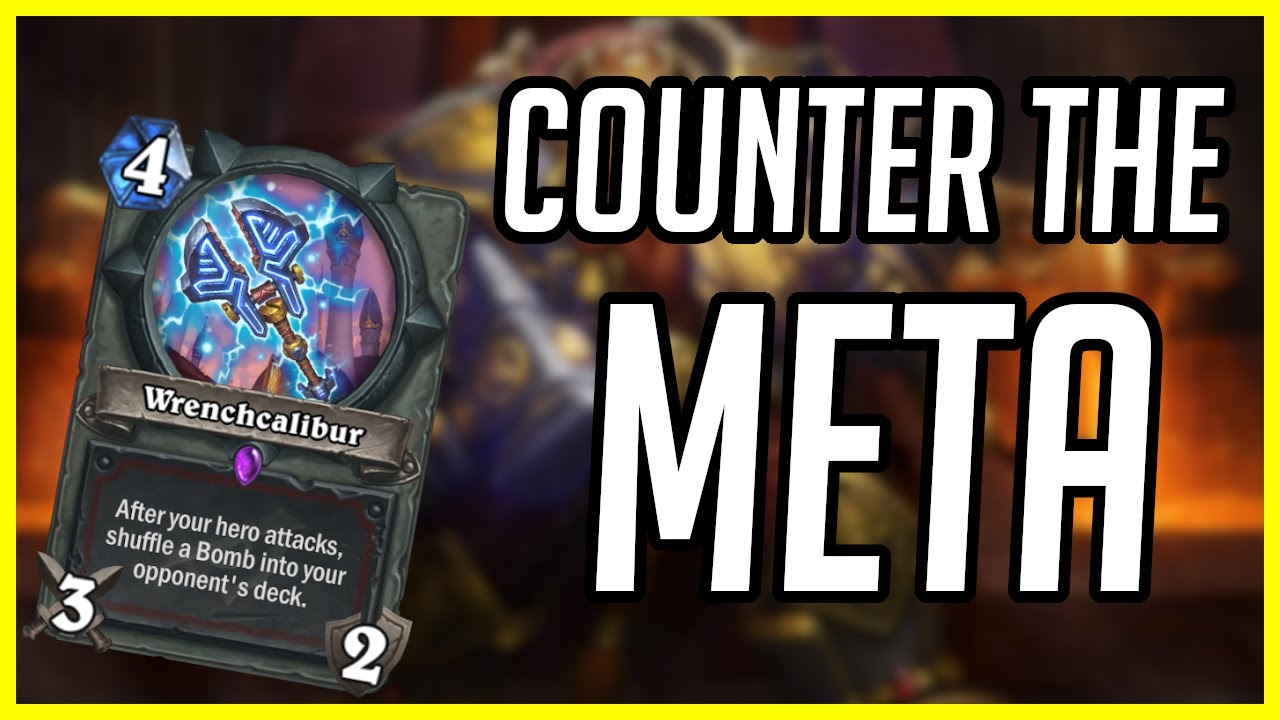 Hearthstone | Bomb Warrior | This Counters the WHOLE Meta | Ashes of Outland