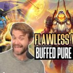 (Hearthstone) Buffed Pure Paladin and the Flawless Victory