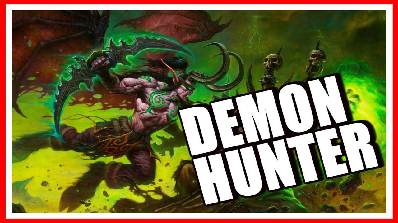 Hearthstone Demon Hunter | Tempo Deck | Ashes Of Outland