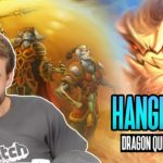(Hearthstone) Dragon Quest: Hanging On