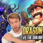 (Hearthstone) Dragon Quest VS The Children Of Yogg