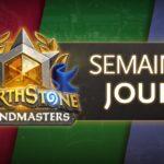 Hearthstone Europe Grandmasters Semaine 3 Jour 3