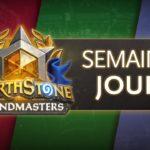 Hearthstone Europe Grandmasters Semaine 4 Jour 3