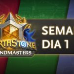 Hearthstone Grandmasters Americas   Temporada 1 Semana 4 Dia 1