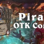 Hearthstone: Pirate OTK Combo