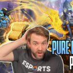 (Hearthstone) Pure Libram Paladin VS Galakrond Rogue