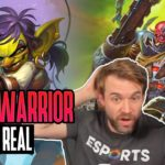(Hearthstone) Quest Warrior Is Real