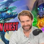 (Hearthstone) The Dragon Quest Grind