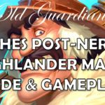 Highlander Mage deck guide and gameplay (Hearthstone Ashes of Outland)