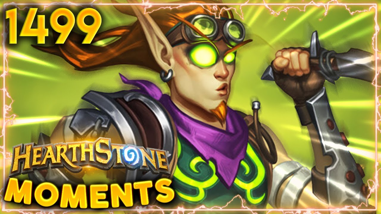 His Life Was In VARGOTH'S HANDS...   Hearthstone Daily Moments Ep.1499