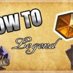 How to get Legend in HEARTHSTONE